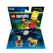 LEGO Dimensions Fun Pack - Bart