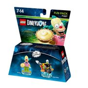 LEGO Dimensions Fun Pack - Krusty