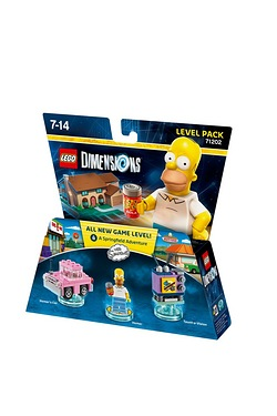 LEGO Dimensions Level Pack - The Si...