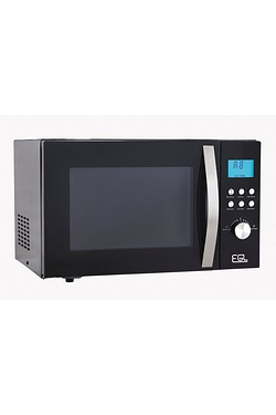 EGL Black 28L Microwave With Grill