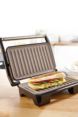 Salter Marble Coated Health Grill &...