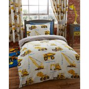 Dumper Trucks Duvet Set