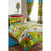 Farmyard Duvet Set