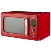 Image of Daewoo 20 Litre Retro Microwave