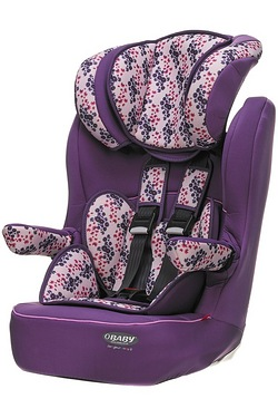 Little Cutie 1-2-3 Booster Seat