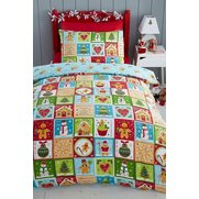 Jolly Gingerbead Duvet Set