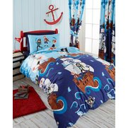 Swashbuckle Pirates Duvet Set