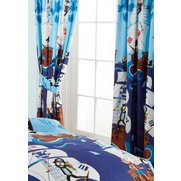 Swashbuckle Pirates Curtains