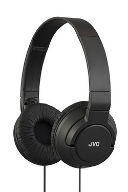 JVC Lightweight Powerful Bass Headp...