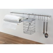 10-Piece Kitchen Rail Set