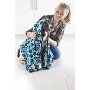 Set Of 2 Large Microfibre Pet Towels
