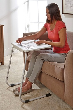 Multi-purpose Adjustable Table