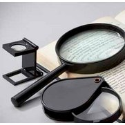 3-Piece Magnifier Set