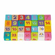 Boikido ABC Cubes 28-Pieces