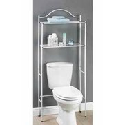 Over Toilet Shelf Unit