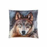 Twilight Wolf Cushion Cover