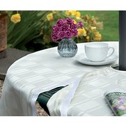 Round Outdoor Table Cloth