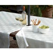Rectangular Outdoor Table Cloth