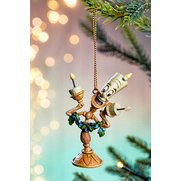 Disney Hanging Ornament - Lumiere