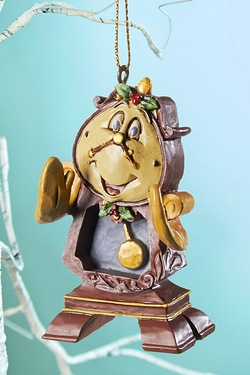 Disney Hanging Ornament - Cogsworth