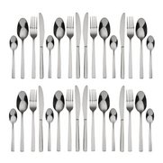 16-Piece Stainless Steel Cutlery Se...