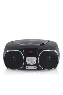Akai A60009 CD Radio Boombox