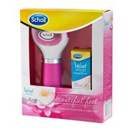 Scholl Velvet Smooth Pink Gift Pack