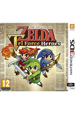 New Nintendo 3DS XL Zelda Tri Force Heroes