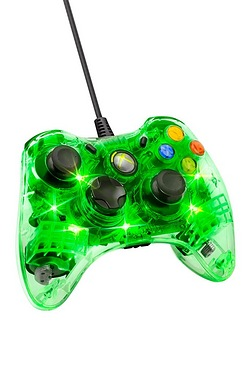 Xbox 360 Afteglow Controller