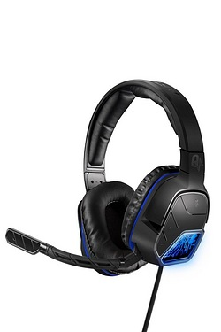 PS4 Afterglow Level 5 Headset With ...