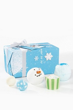 Bomb Cosmetics Let it Snow Gift Set
