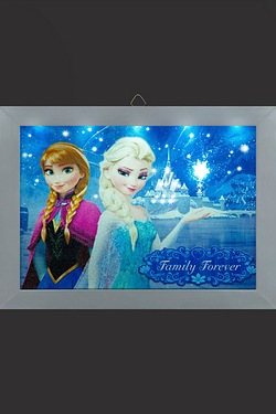 Disney Elsa & Anna Frozen Photo