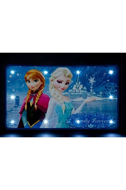 Disney Frozen Elsa and Anna Tapestry