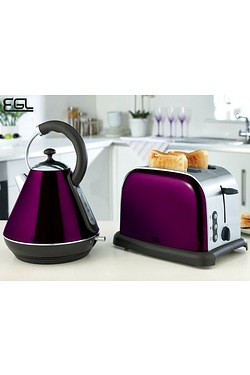 EGL Pyramid Kettle and 2-Slice Toas...