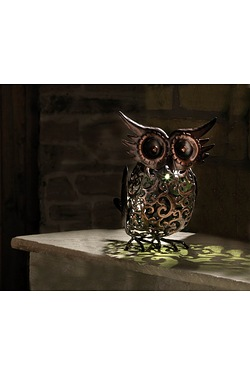Animal Silhouette Solar Light