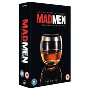 Mad Men: Seasons 1-3 - 9x DVD Set