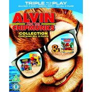 Alvin and the Chipmunks Triple Pack...