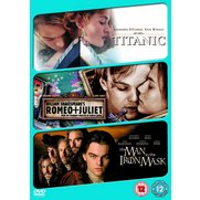 Titanic/The Man In The Iron Mask/Ro...