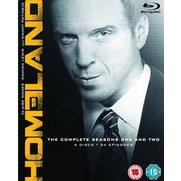 Homeland: Season 1-2 - 6x Blu-ray Set