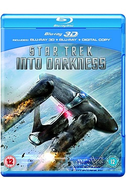 Star Trek Into Darkness - Blu-ray 3...