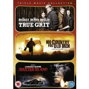 True Grit/No Country for Old Men/Sh...