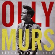 Olly Murs: Never been Better - CD