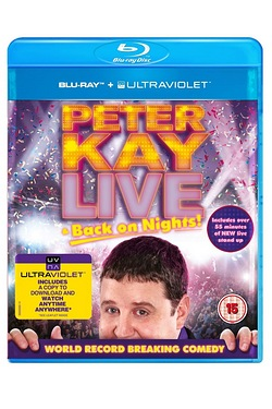 Peter Kay: Live & Back On Nights - ...