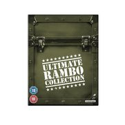 Ultimate Rambo Collection 1-4 - 4x ...