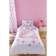 Glamour Princess Single Quilt Set