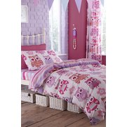 Owl Bedding Quilt Set