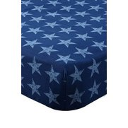 Stars And Stripes Fitted Sheet