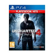PS4: Uncharted 4: A Thief's End