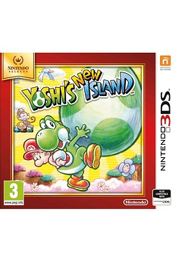 3DS: Yoshis New Island
