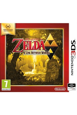 New Nintendo 3DS XL The Legend Of Zelda: A Link Between Worlds